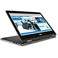 Dell GD1R1 Latitude 3379 2-in-1 Laptop, 13.3 FHD with Touch, Intel Core i3-6006U, 4GB DDR4, 128GB SSD, Windows 10 Pro