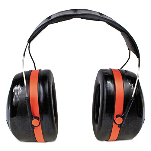 3M Peltor Optime 105 Over the Head Earmuff, Ear Protectors, Hearing Protection, NRR 30 dB by 3M (Image #2)