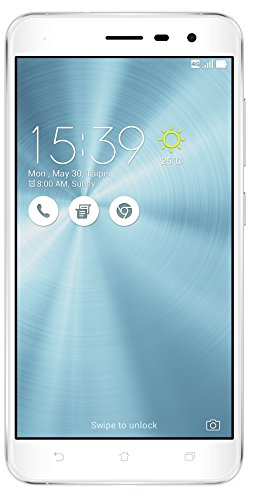 Renewed  Asus Zenfone 3 ZE520KL 1B036IN  White, 32 GB