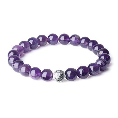 OKIKO Women Bracelet Handmade Gemstone Charm Rosary Boho Fashion Jewelry Natural Gift Design