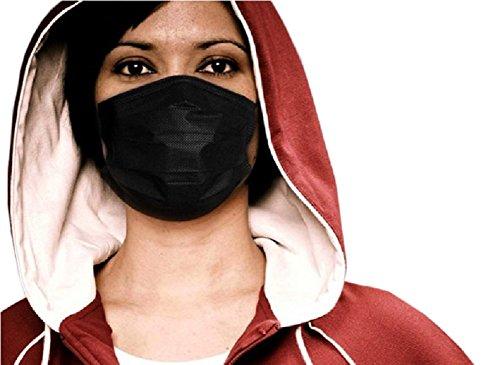 mascherina antivirus nero