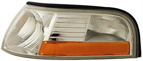 Oem Left Side Marker Light - MERCURY GRAND MARQUIS PARKING SIDE MARKER LIGHT LEFT (DRIVER SIDE) 2003-2005
