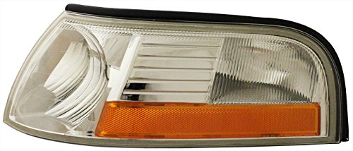 MERCURY GRAND MARQUIS PARKING SIDE MARKER LIGHT LEFT (DRIVER SIDE) 2003-2005