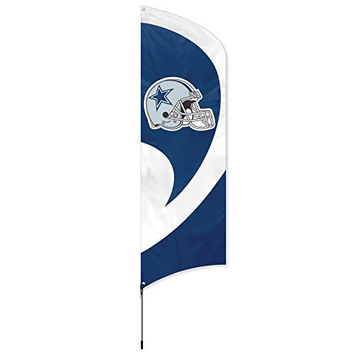 Party Animal Dallas Cowboys NFL Flag Tailgating Kit