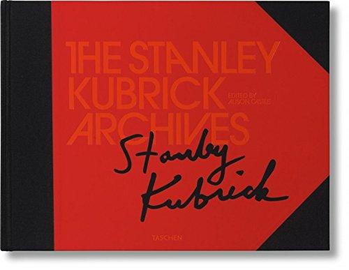Das Stanley Kubrick Archiv: 25 Jahre TASCHEN Gebundenes Buch – 11. Januar 2016 Alison Castle 3836508877 2001: Odyssee im Weltraum Allemand loisir