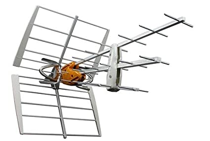 Televes DATBOSS UHF Amplified Outdoor HDTV Antenna LTE Filter (149983)