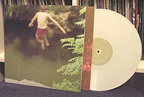 The World Is A Beautiful Place I Am No Longer Afraid To Die Whenever If Ever Lp White W Green Yellow Swirl Limited To 320 Copies Original Press Amazon Com Music