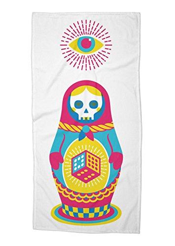 PENGPO Blind Faith Beach/Bath Towel - 31''X 51'' by PENGPO