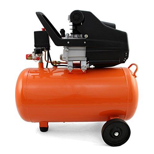 Amazon.es: T-Mech - Compresor de Aire Automático Eléctrico 2, 5HP 50 Litros: Juguetes y juegos
