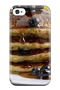 New Arrival Premium 4/4s Case Cover For Iphone (food Cake)