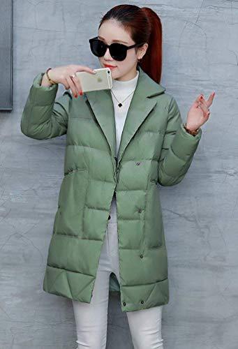 Large Manches Hiver Fashion Longues Longues Blouson El Casual Femme Quilting BIRAN Doudoune 8A6qwZ6