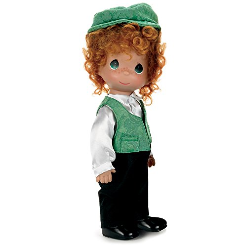 The Doll Maker Precious Moments Dolls, Linda Rick, Ireland Children of the World, Kyle, 9 inch doll ()
