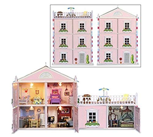 Extreme Makeover Home Edition Dollhouse Mansion