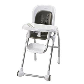Evenflo Modern Kitchen High Chair, Sante Fe Sunset