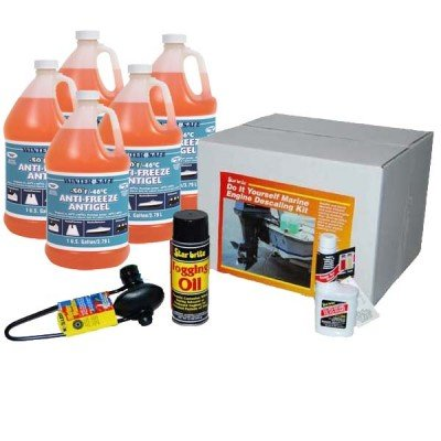 AMRW-K4-50 * -50 Basic Sterndrive Winterization Kit (Shipping Restrictions: Ground Only To Contiguous 48 States)