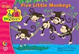 Five Little Monkeys, Jean Feldman, 1591984424