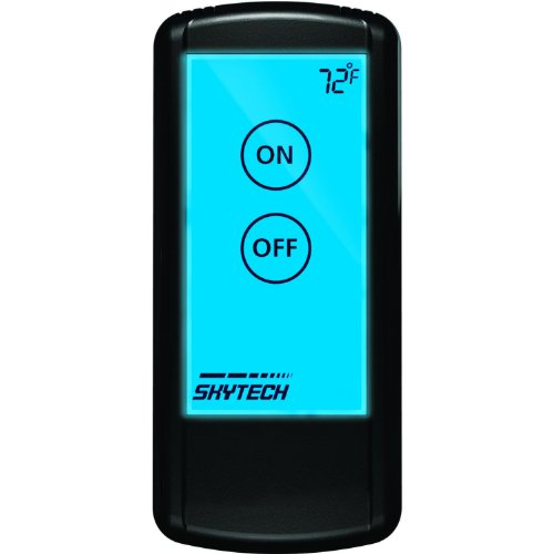 Skytech Millivolt Wireless On/Off Touchscreen Remote And Receiver - Sky-5001