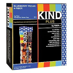 Plus - Kind Blueberry Pecan