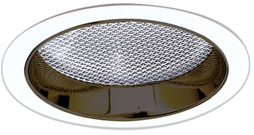 "Elco Lighting ELS542B S5 5"" Regressed Albalite Lens and Reflector - ELS542 ()"