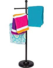 """Trademark Innovations 50"""" Towel Rack for Pool and Spa"""