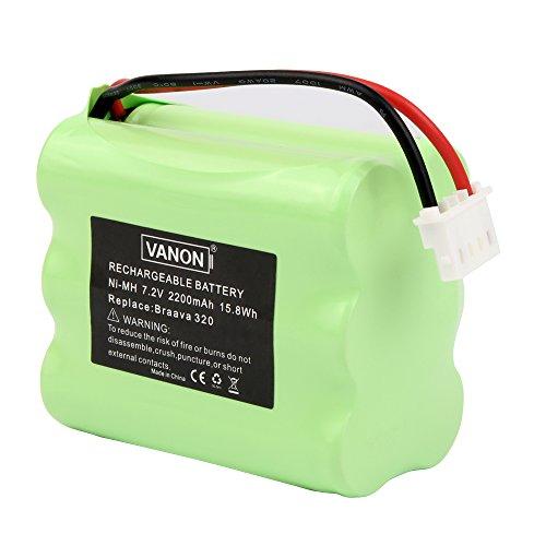 irobot braava 320 battery - 3