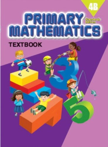 Download Primary Mathematics 4B Textbook (Standards Edition) pdf epub