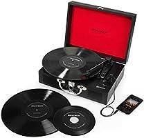 Ricatech RTT20 - Reproductor MP3 de discos portátil liviano con ...