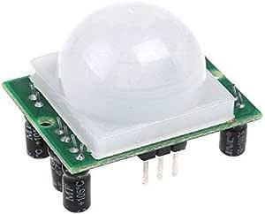 اكسسوارات الكترونية - تكنولوجيا الأشعة تحت الحمراء HC-SR501 - حساس حركة