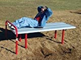 Sport Play 511-114 Sit-up Station - Galvanized