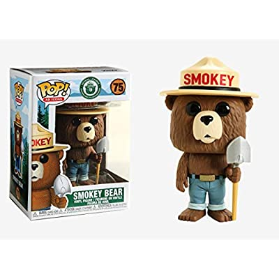 Funko Pop!: AD Icons - Smokey Bear: Toys & Games