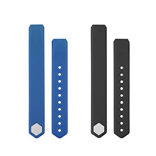 LETSCOM Replacement Straps for ID115HR or ID115, Not for ID115PlusHR/ID115U/ID130PlusHR
