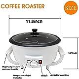 Upgrade Coffee Roaster, 750g Electric Coffee Bean