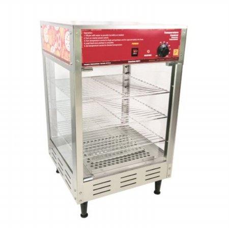 - Paragon International 2101120 16 in. Fun Hot Food Humidified Display Cabinet