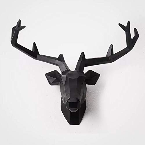 faux animal heads - 9