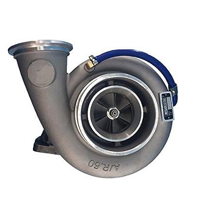 Brand New Turbocharger Turbo for Detroit Diesel Series 60 12 7L /  Caterpillar C12 23528065 23528062