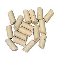 "Raytech 41-349 Ceramilite Media, Angle Cut Cylinder, 5/16 x 3/4"", 50 lb"