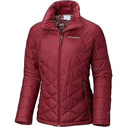 Columbia Heavenly Jacket, Medium, Rich Wine