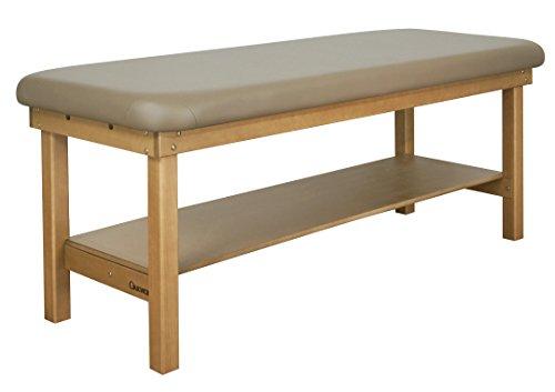 Oakworks PKG7125-T29 Seychelle Flat Top, Pewter Upholstery ()