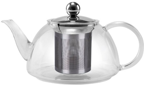 Uniware premium quality Stove safe Glass kettle , 800 ml