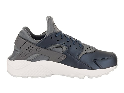 Txt Huarache NIKE Chaussures PRM Nvy Gymnastique Mtlc Run Air Femme Armory Cool Grey de wrr5Iq