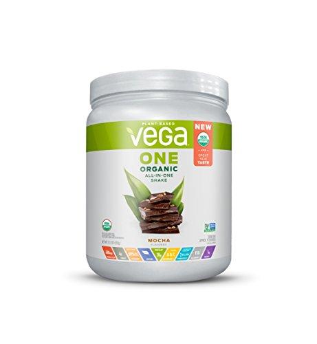 Vega One Organic All-in-One Shake Mocha  - Plant Based Vegan