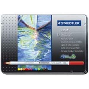 (業務用20セット) ステッドラー カラト水彩色鉛筆 125M12 12色 B01MA5YPYF