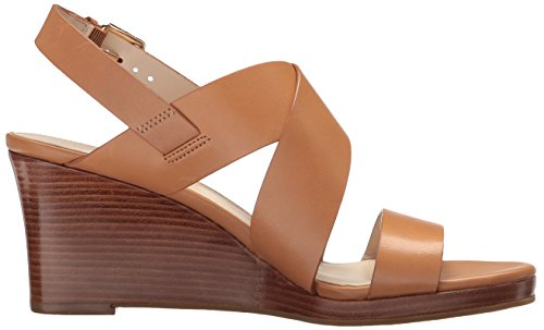Cole Haan Women's Penelope II Wedge Sandal, Pecan Leather, 7.5 B US by Cole Haan (Image #7)