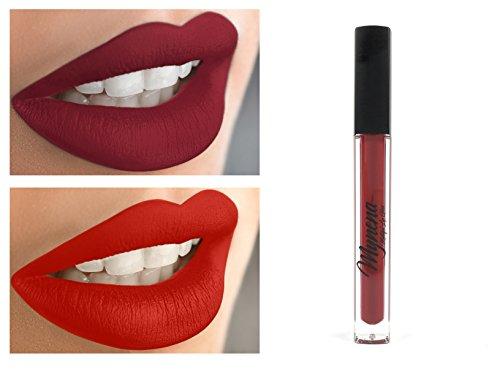 Matte Lipstick Set Liquid Long Lasting Kissproof Lip Gloss   Elle – Angelina