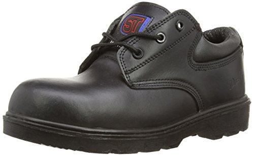 St nero Adulti Scarpe Lite Di Unisex Nero Workwear Sicurezza Dax FqgvSxrHRF