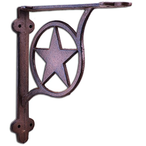 rustic cast iron star - 3