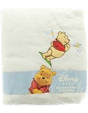 Disney Baby Winnie The Pooh Fleece Blanket White