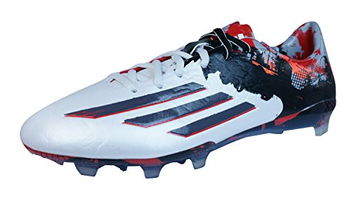 Messi 10 Grises Football Knight De Adidas Fg Chaussures Blanches 1 qZwgH