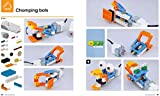 The LEGO BOOST Idea Book: 95 Simple Robots and
