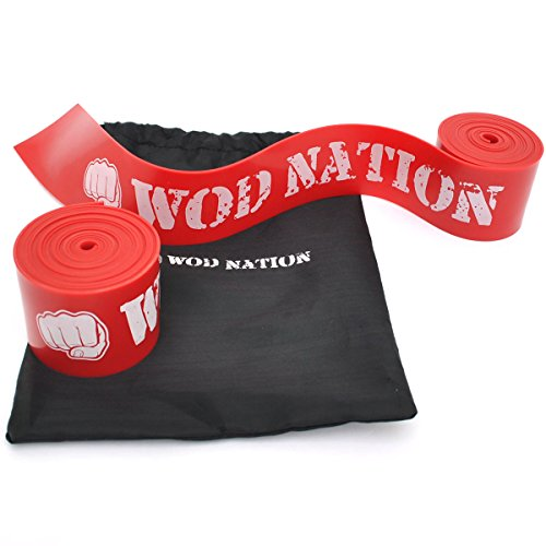 Muscle Floss Band WOD Nation